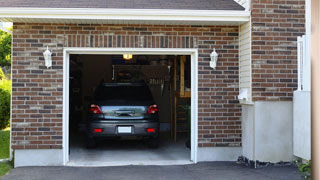 Garage Door Installation at West End Historic District Dallas, Texas